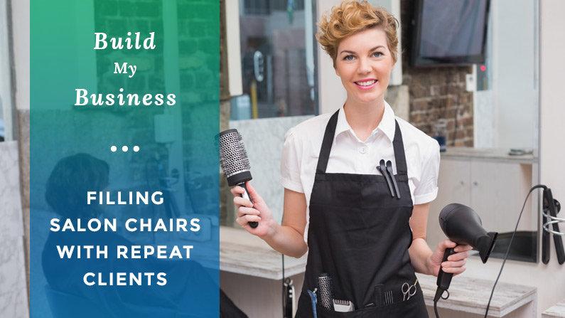 Build My Business: Salon Marketing