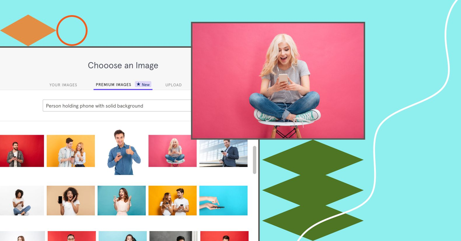 Leadpages Shutterstock