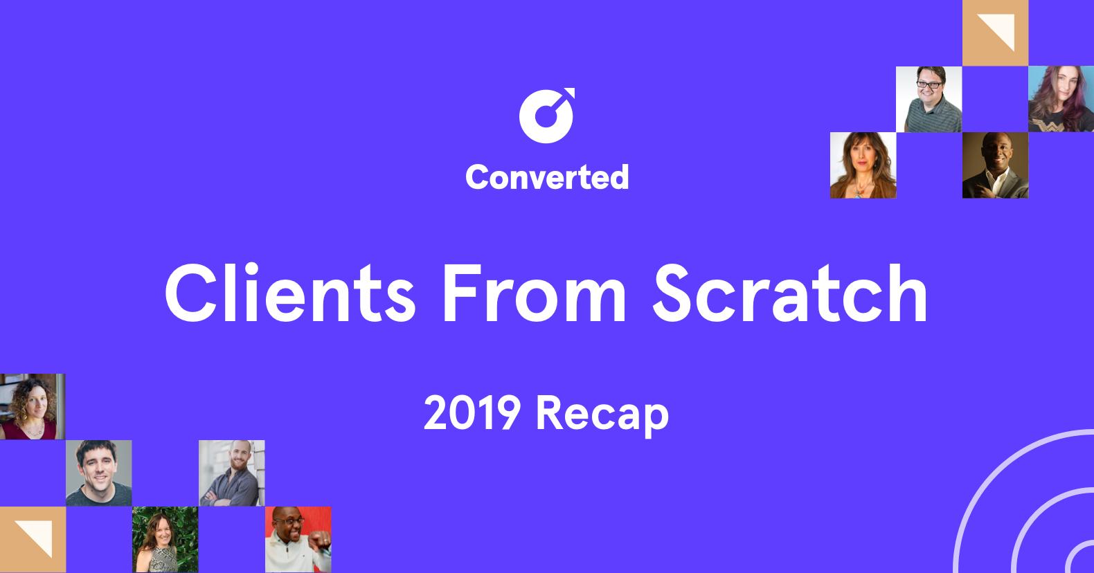 Converted 2019 Recap