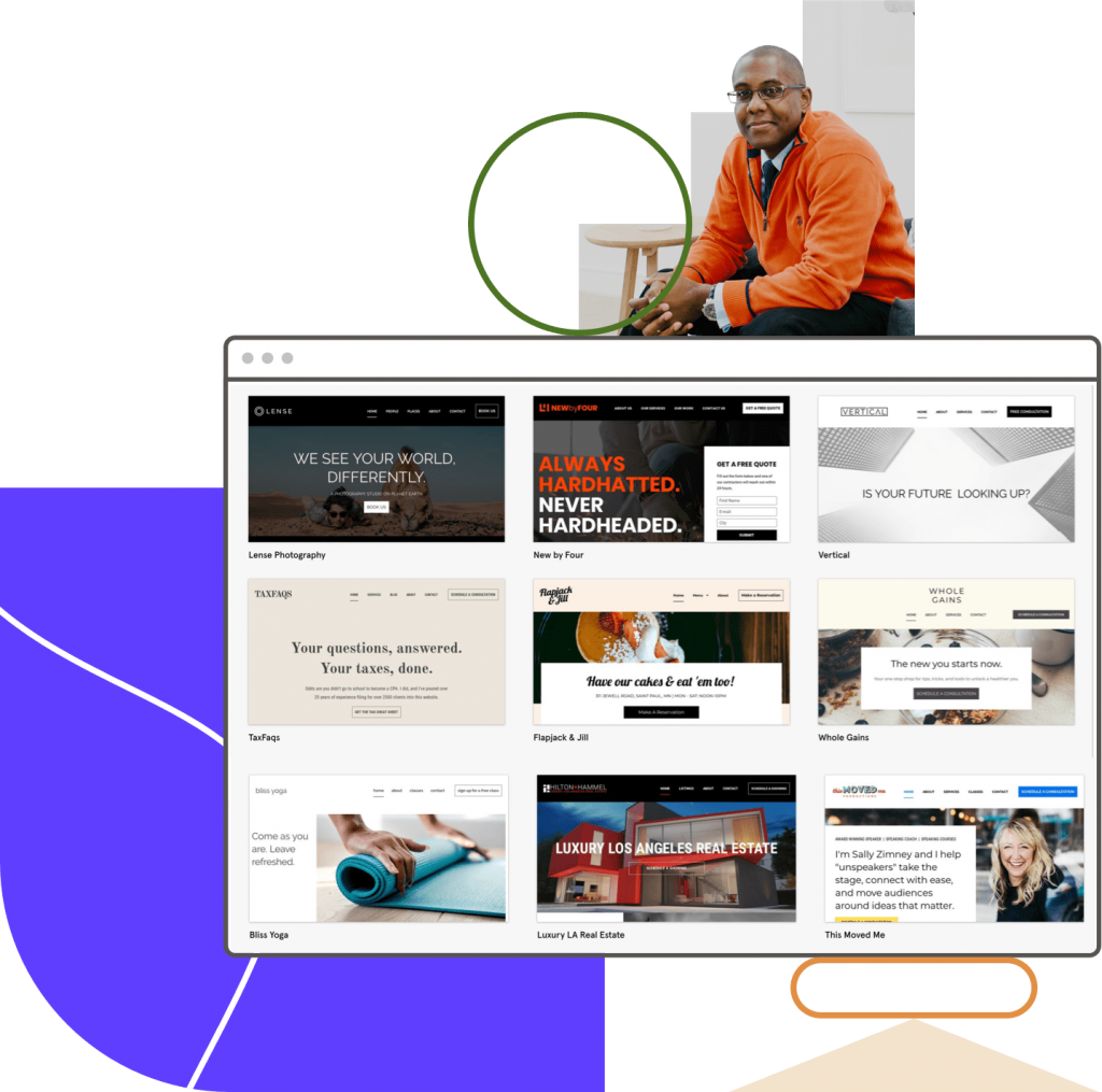 Leadpages landing pages and website templates