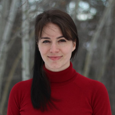 Headshot of Chloe Brittain