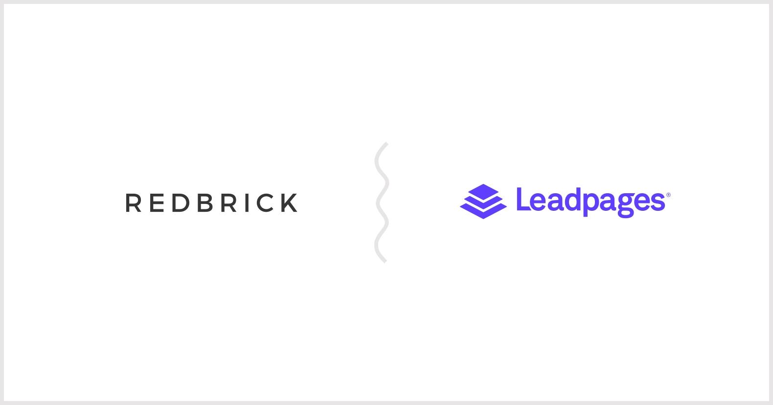 Leadpages joins Redbrick