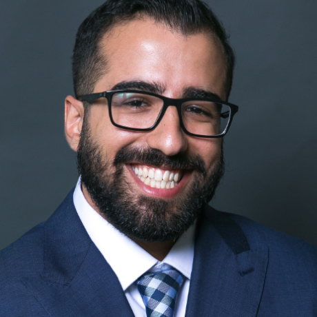 Mazdak Mohammadi Headshot