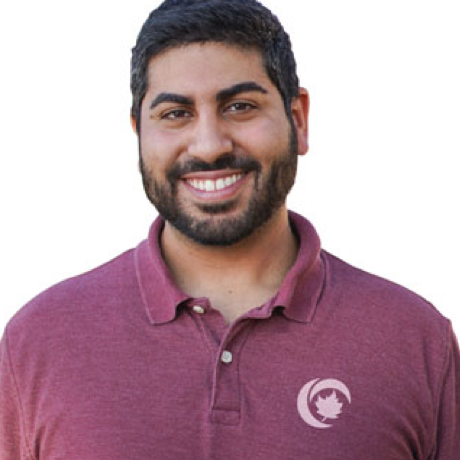 Nate Masterson, Marketing Manager Maple Holistics