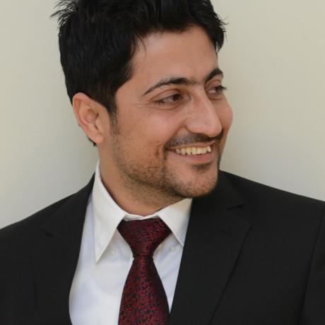 Syed Irfan Ajmal Headshot
