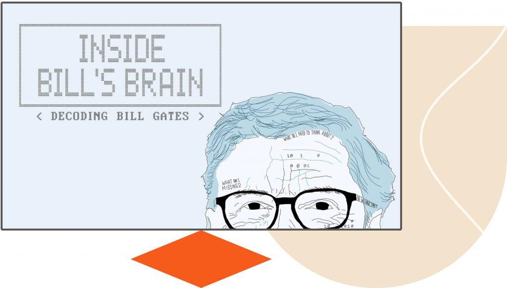 Netflix show Inside Bills Brain