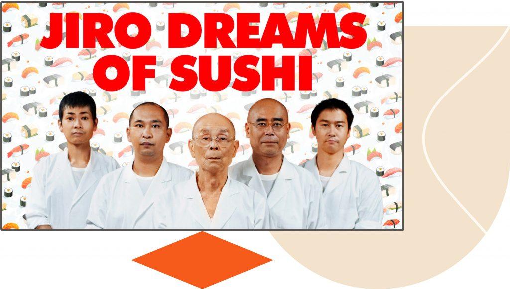 Netflix Show JIRO Dreams of Sushi