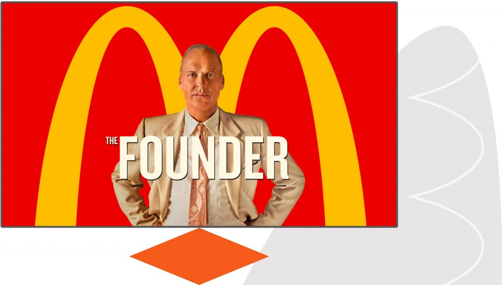 Netflix Show The Founder