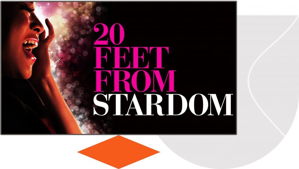 Netflix Show 20 Feet Fro Stardom