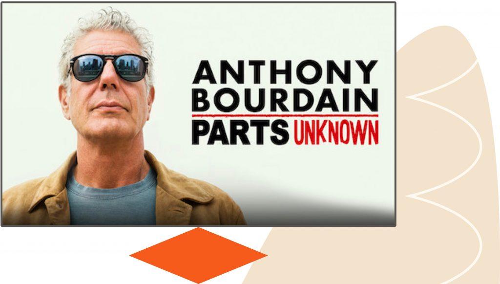 Netflix Show Anthony Bourdain Parts Unknown