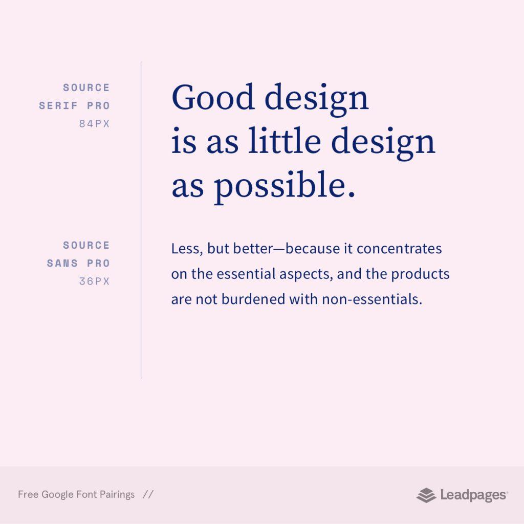best google fonts source serif pro source serif sans