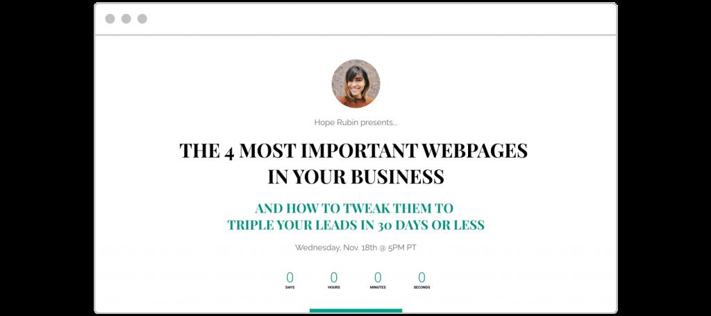 best google fonts playfair display raleway basic webinar template