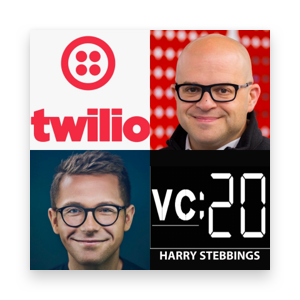 Marketing podcasts 20VC by Harry Stebbings