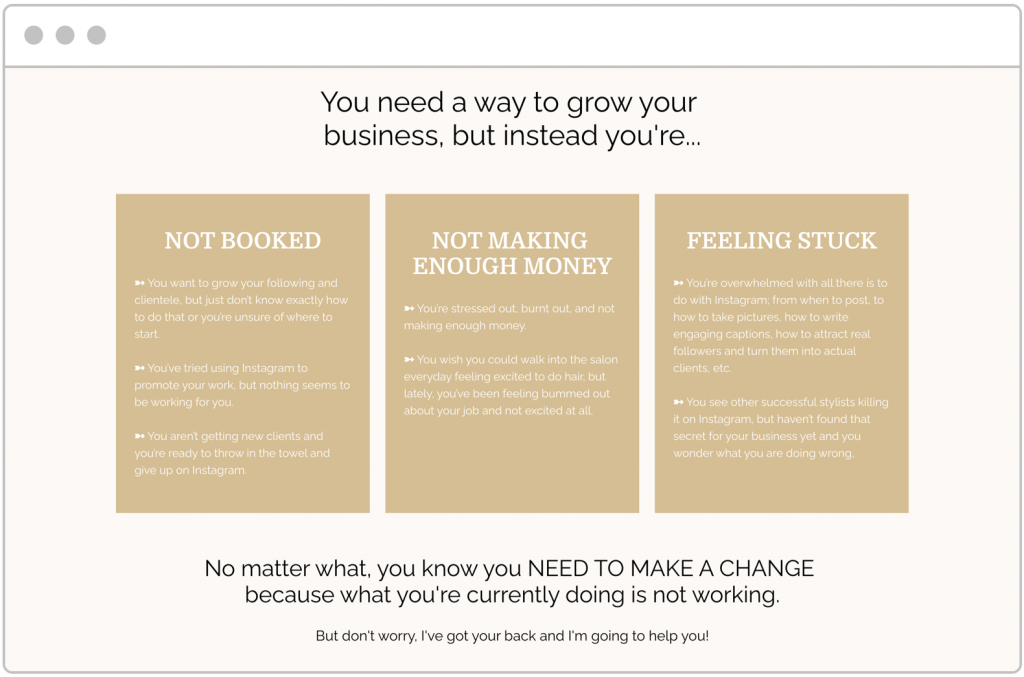 Boost your BFAds with 7 landing page examples